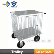Aluminum Dog Kennel Cage Cart KB-511/513
