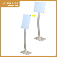 Durable quality hotel sign stand
