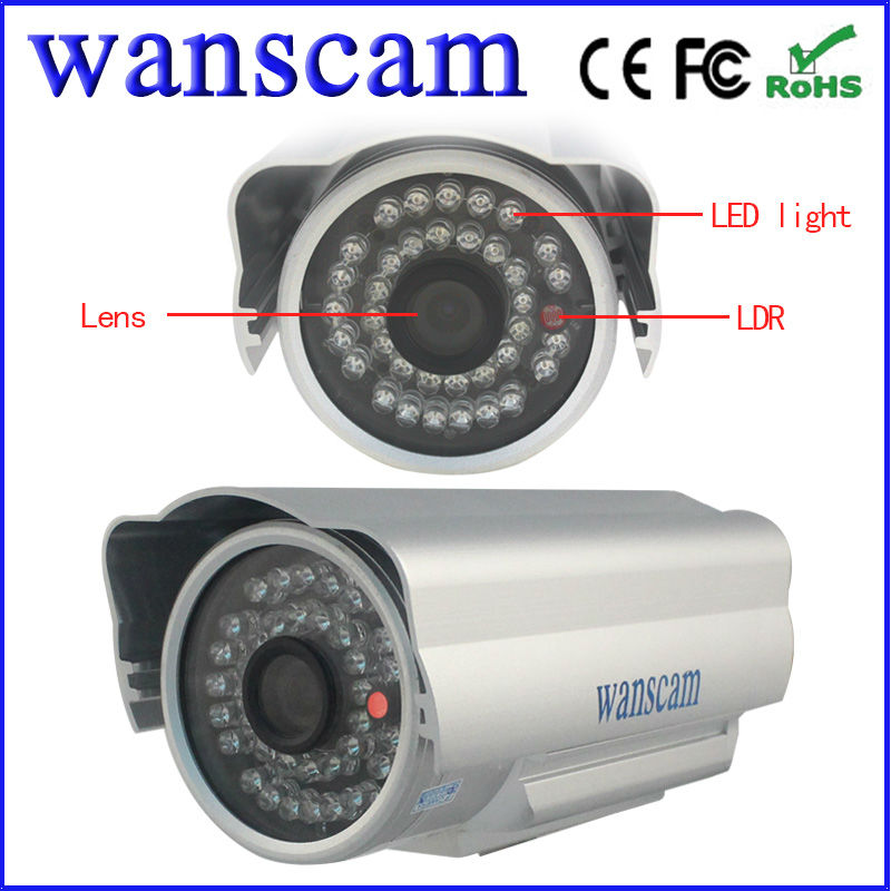 Better than 1/3 sony ccd 600tvl ir camera ip video effect 720p 1.0mp outdoor ip camera