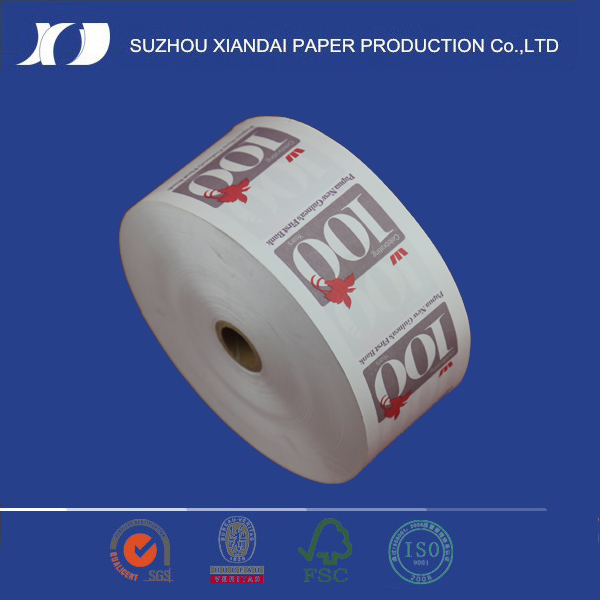 (PHOTO) Printed ATM Paper Roll Till Rolls Direct Printed Receipt Rolls (TP-020)