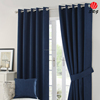 european style window curtains