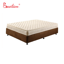 bedroom furniture cheap wholesale price spring hotel mattress