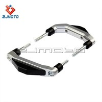 ZJMOTO Motorcycle Engine Case Protectors Pad 2013 Z1000 Engine Guard Frame Slider Bullet Fit for 2010-2013 Streetbike Top