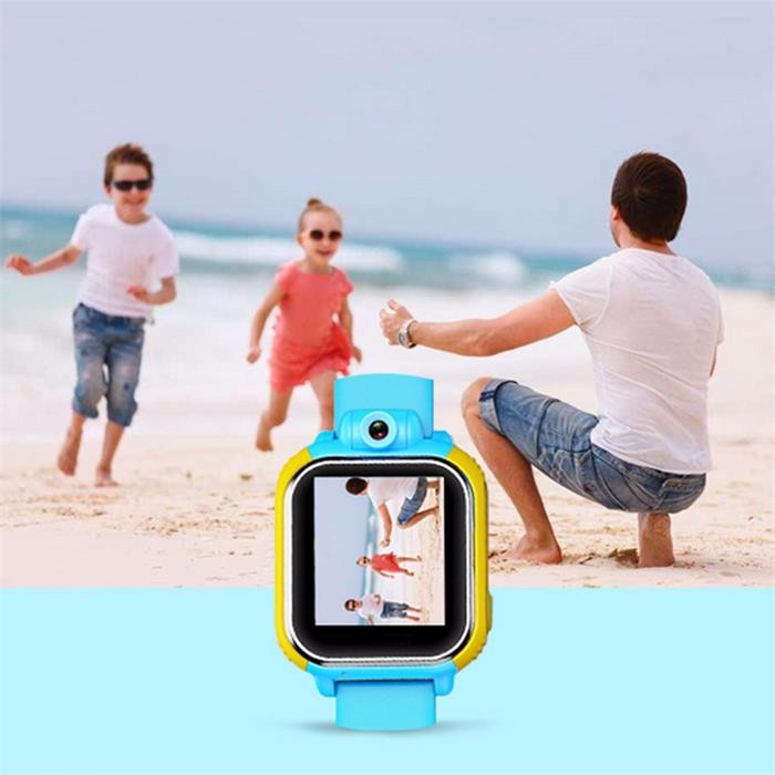 3G SOS Alarm android gps tracker baby smart watch Q200 Mobile phone
