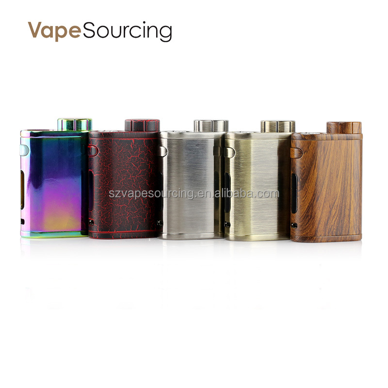 Vapesourcing supplied Eleaf istick pico new color 75W MOD with 510 Spring Connector