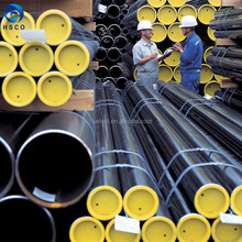 Building Material Schedule 20 40 60 80 API 5L LSAW Carbon Steel Pipe For Oil And Gas