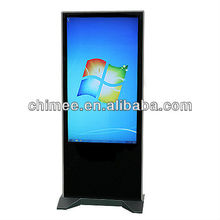 65 inch Large Panel Standing LCD Computer all in one For Commercial Use