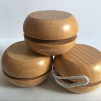 High Quality Promotional Gift Wooden Yoyo