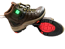 Outdoor electric battery heated boot