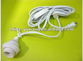 E26 White Electrical Light Kit (UL Approval)