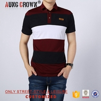 Top Quality Latest Design Mens Polo T-Shirts Cotton Fabric