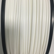 Industrial White ABS 3D Printer Filament 1.75mm 3.0mm CE SGS Approved