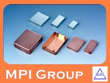Instant quote high quality red copper Sheet Metal Fabrication