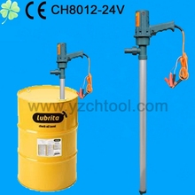 CE certification vertical barrel pump 24V/220V/AC electric barrel pump