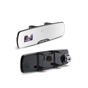 Car Dvr Rearview Mirror HD 1080P Dash Cam Camera Recorder