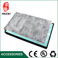 Hot sales FZ-280HFS HEPA filter screen+FZ-380HFS KCC100SW composite air purifier parts FZ-C100VFS activated carbon filters