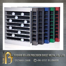 China store furniture manufacturer customized colorful crafts metal display racks