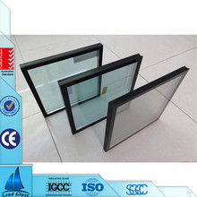 New promotion color changing tempered glass EN12510