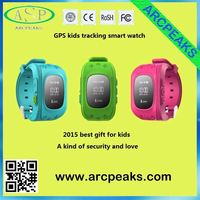 Best selling items Wrist watch gps tracking device for Kids smart watch