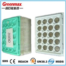 Bulk buy 3v rechargeable lithium battery cr2032