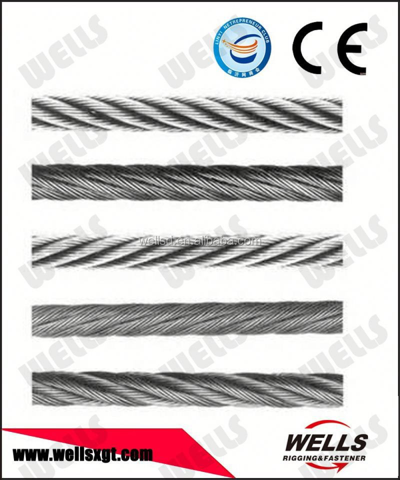 Rigging Hardware polyester wire rope sling