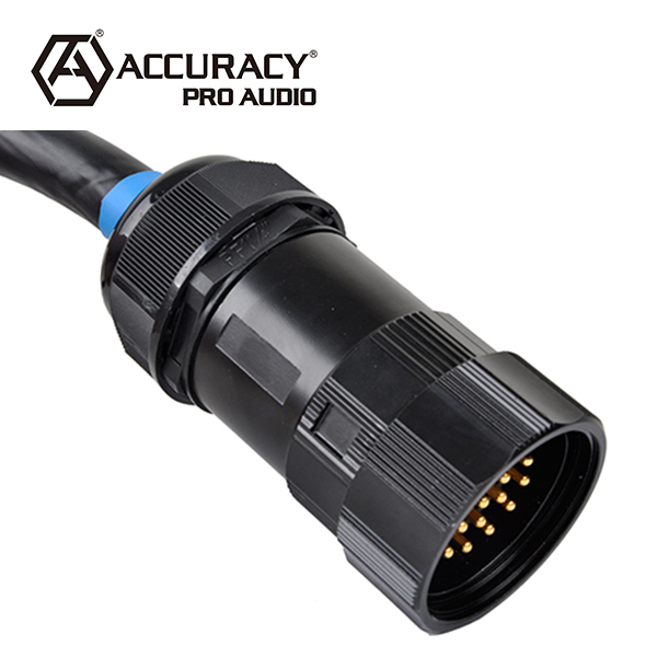 19 Pin Audio Socapex Cable Connector SCPX-M19Q
