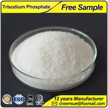 Crownsue Trisodium Phosphate Anhydrous Industrial Grade Food Grade Na3PO4