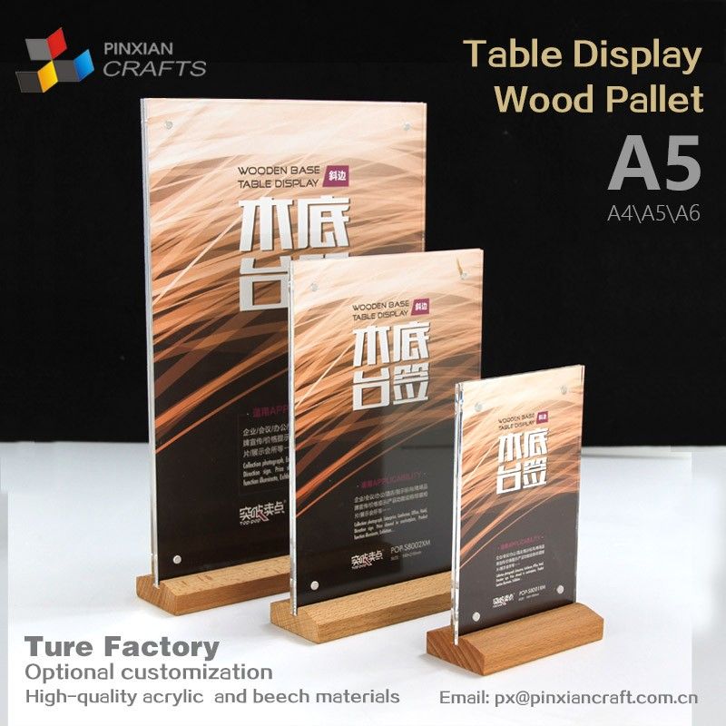 Wholesale Wooden Table Signs Online Buy Best Wooden Table Signs - Wooden table tents