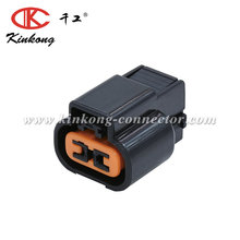 KUM KET 2 pin car electrical female plug Waterproof Auto sensor connector with terminal