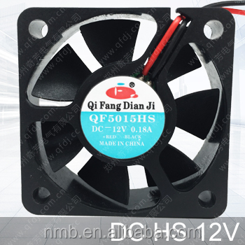 Factory sale directly China laptop internal cooling fans 5015 12v dc cpu cooling fan 50*50*15mm