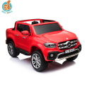 WDXMX606 Mercedes Benz X-class 2 seats remote car for baby driving