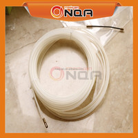 Electrical 3 Core Braid Cable Fish Tape, Wire Cable Puller,Nylon Duct Rodder