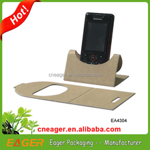 Recycled paper mobile phone holder wholesale