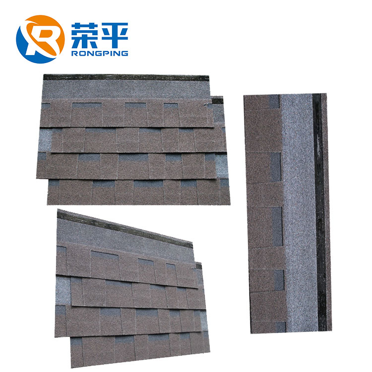 Asphalt Roofing Shingles Factory supply 20 years price In Thailand malaysia chile kenya