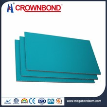 Crownbond Widely Use PVDF/PE guangzhou xinghe aluminum composite panel