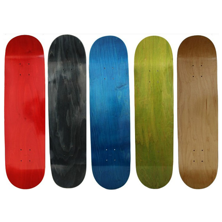 Cklone Blank Street Skateboard Deck 7-ply 100% Canadian Maple Decks
