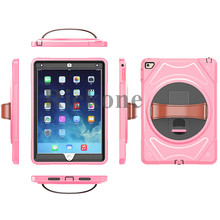 Hot sale For Ipad Case Shockproof case 3 in 1 Multifunctional case for Ipad