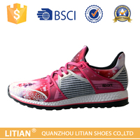 Girls shoe fashion sport shoes China 2016 new products