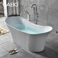 Artificial stone bathtubs, cheap freestanding bathtub120x70