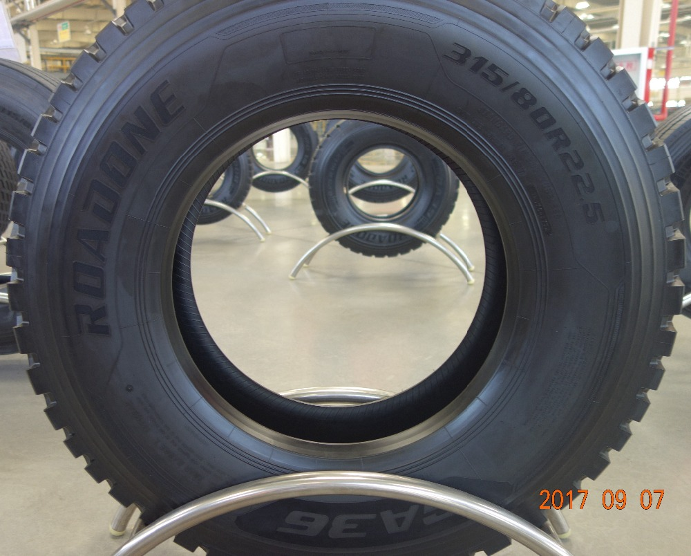 ROADONE Radial Truck <strong>tire</strong> 315/80R22.5 315/80R22.6 with 200,000km warranty