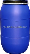 30L 50L 60L 120L 200L HDPE open top plastic barrel drum