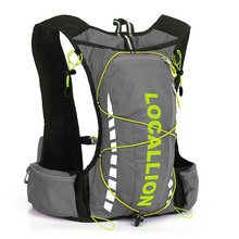 Lighweight Waterproof Ripstop Nylon Foldable Backpack Cycling Outdoor Sports Folding Bag