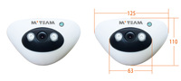 Companies looking for distributors:1.3 Megapixel AHD camera,LED Array dome camera for home security