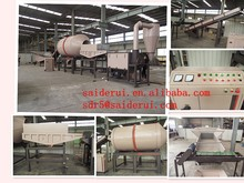 PET bottles washing drying equipment /waste plastic recycling machine