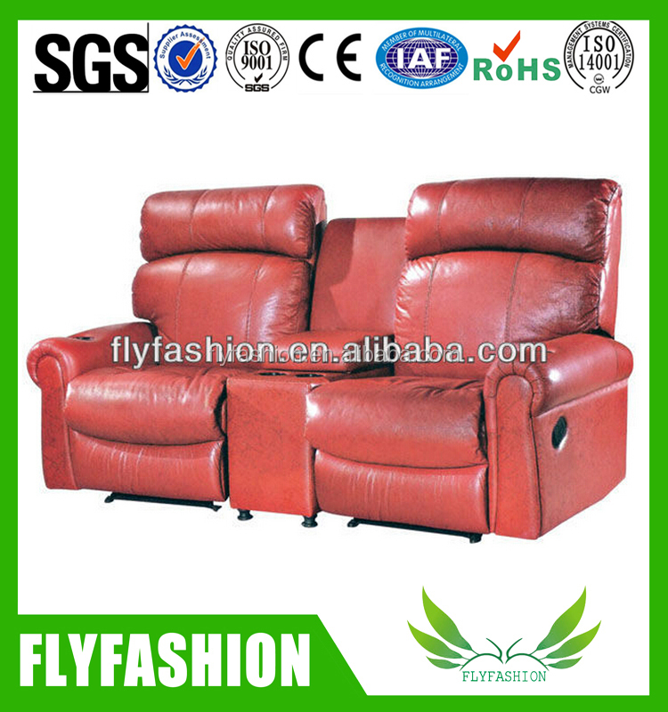 New Design Recliner Electric Massage Sofa Leather