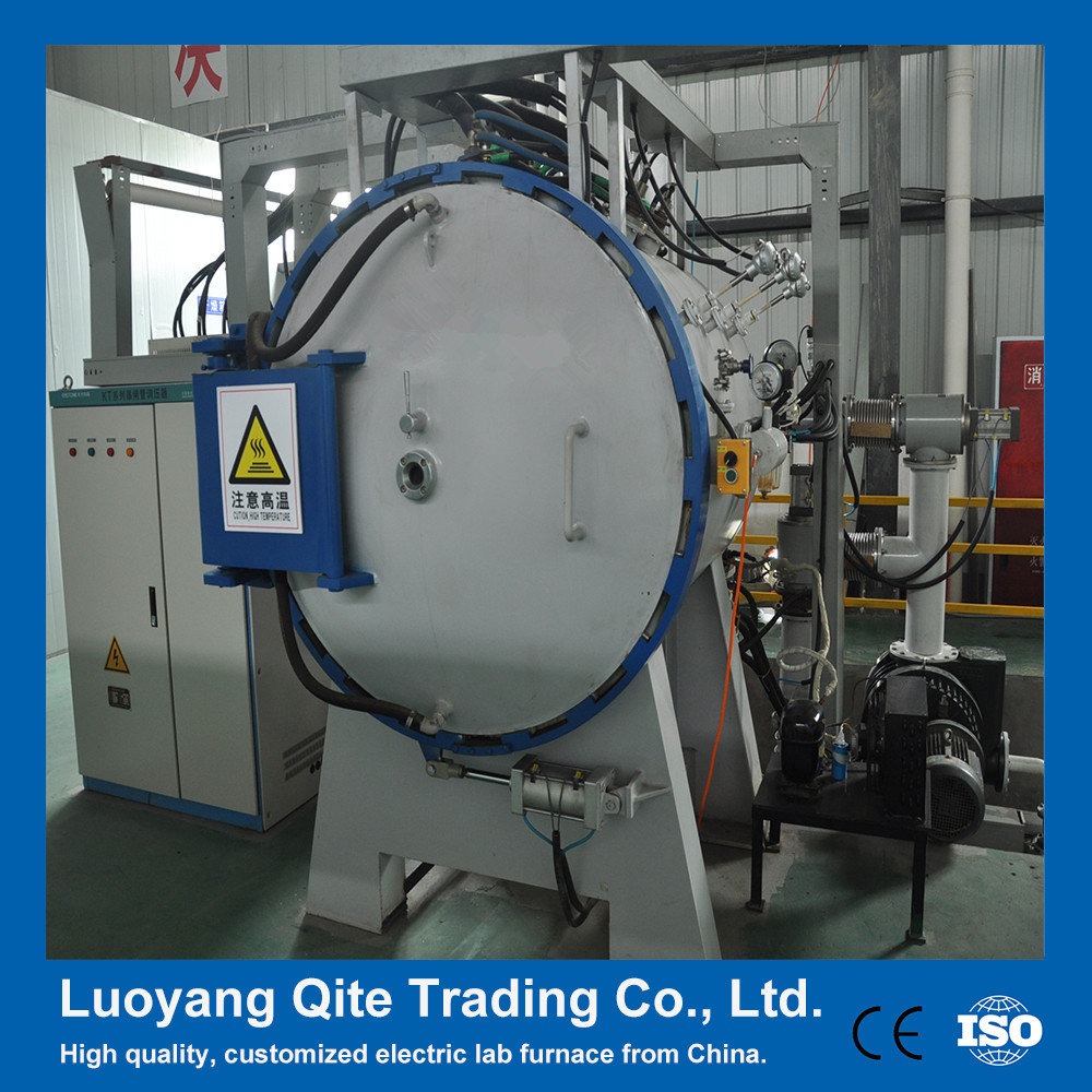 hot sale high quality vacuum stainless steel brazing furnace used in stainless steel brazing of radiator
