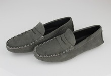 New fashion mens comfy leather flats wholesale all shoes in dubai
