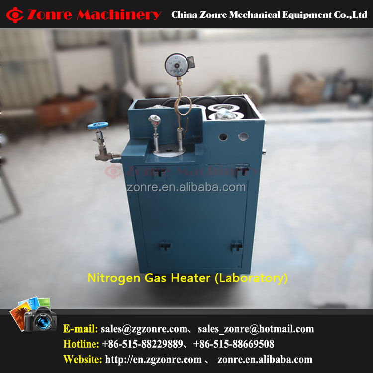 Air heater nitrogen gas heat manufacturer