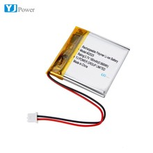 402525 180mAh 3.7V Rechargeable Li-Polymer Battery