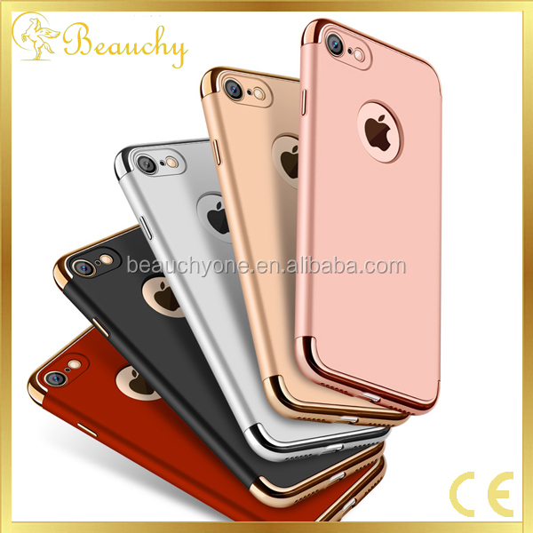 2016 Beauchy sky new arrival PC and TUP material phone case for iphone 7
